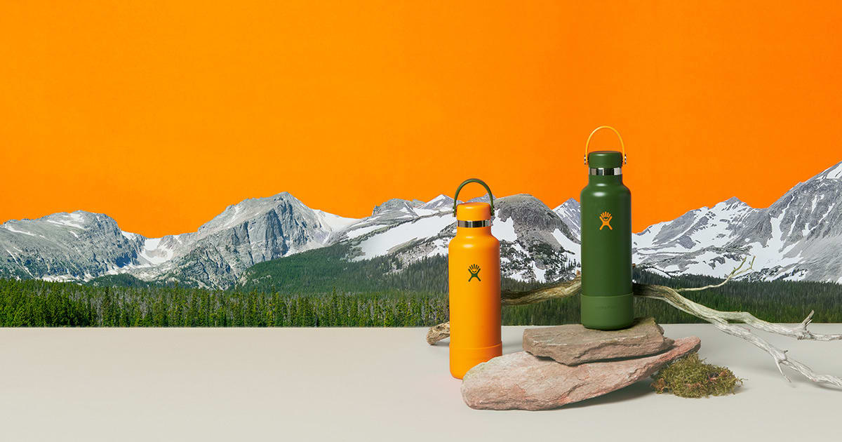 Hydro Flask Limited Edition Timberland