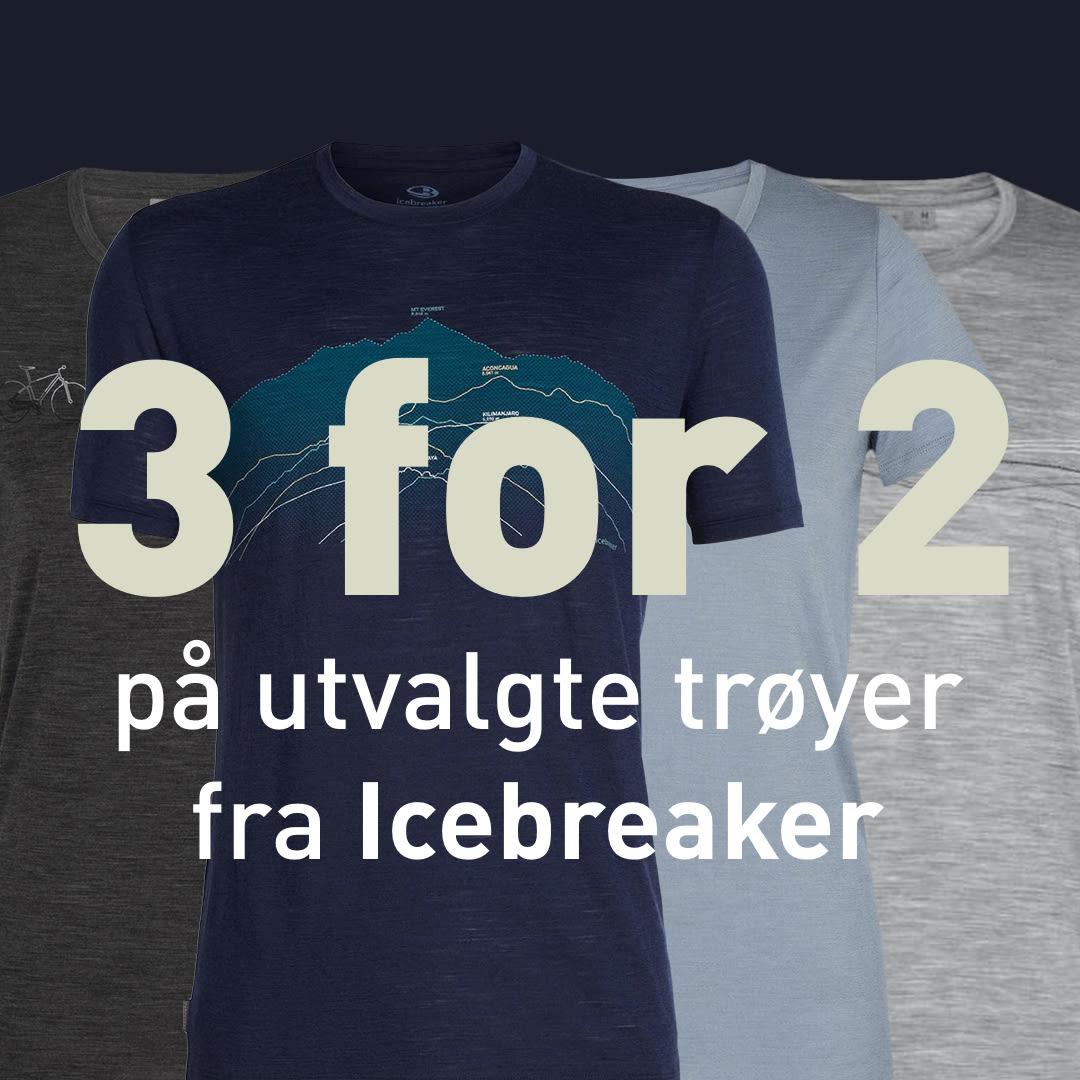 Icebreaker > 3 for 2