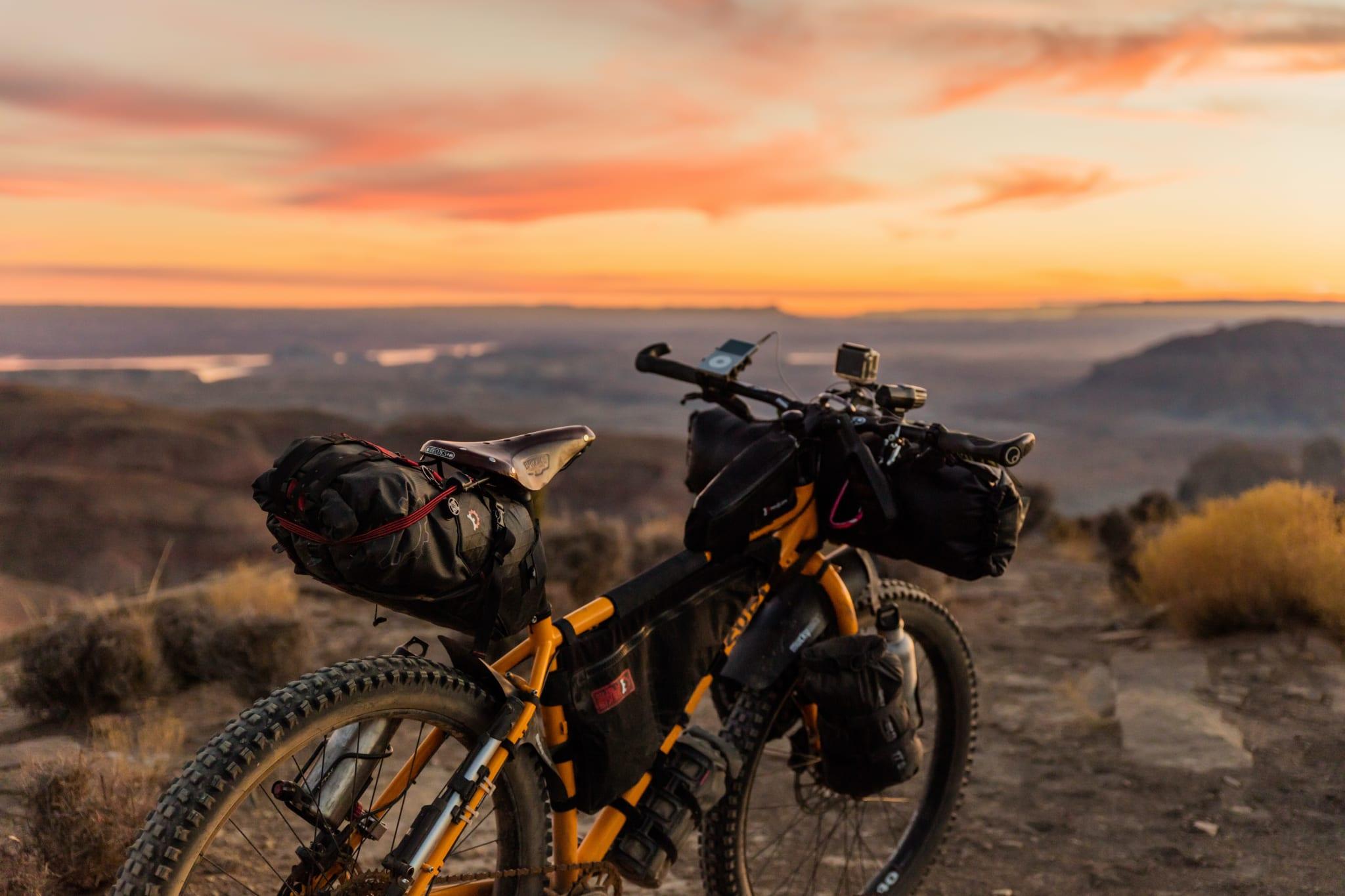 Kom i gang med bikepacking