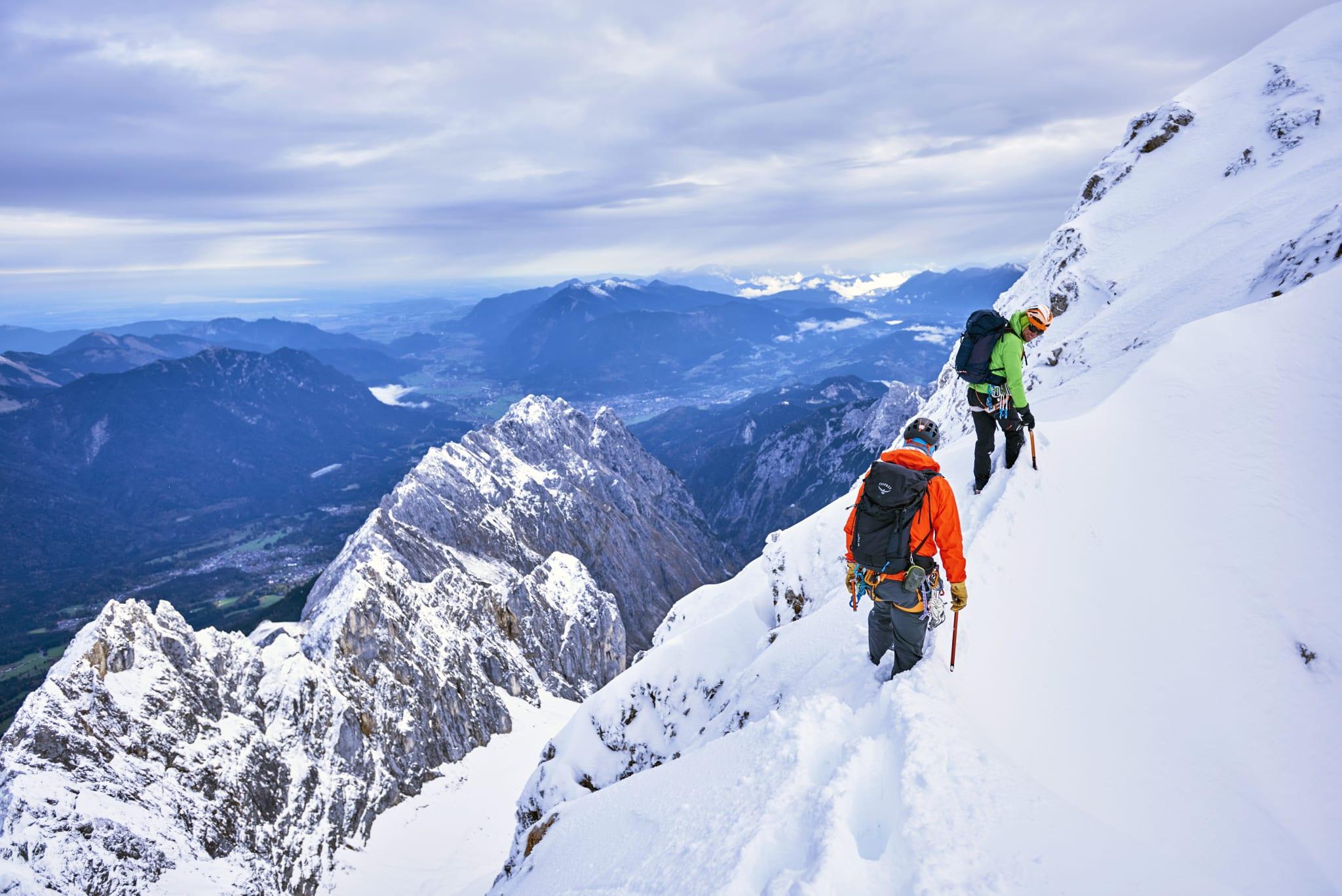Osprey highlights Ski