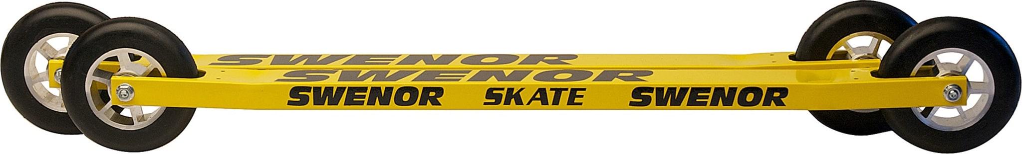 En litt lenger utgave av vanlige Swenor Skate, for litt mer retningsstabilitet