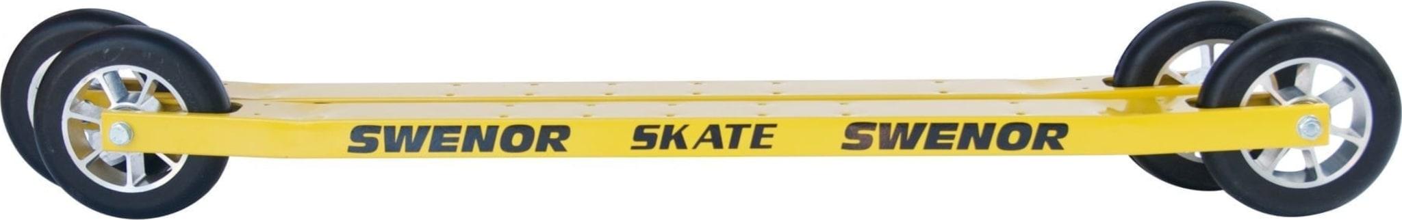 Stødig treningsski for skøyting, en av de mest bruke skiene