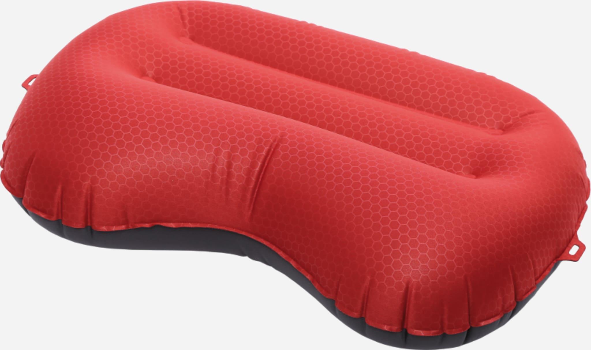Lett og komfortabel pute for komfort på tur