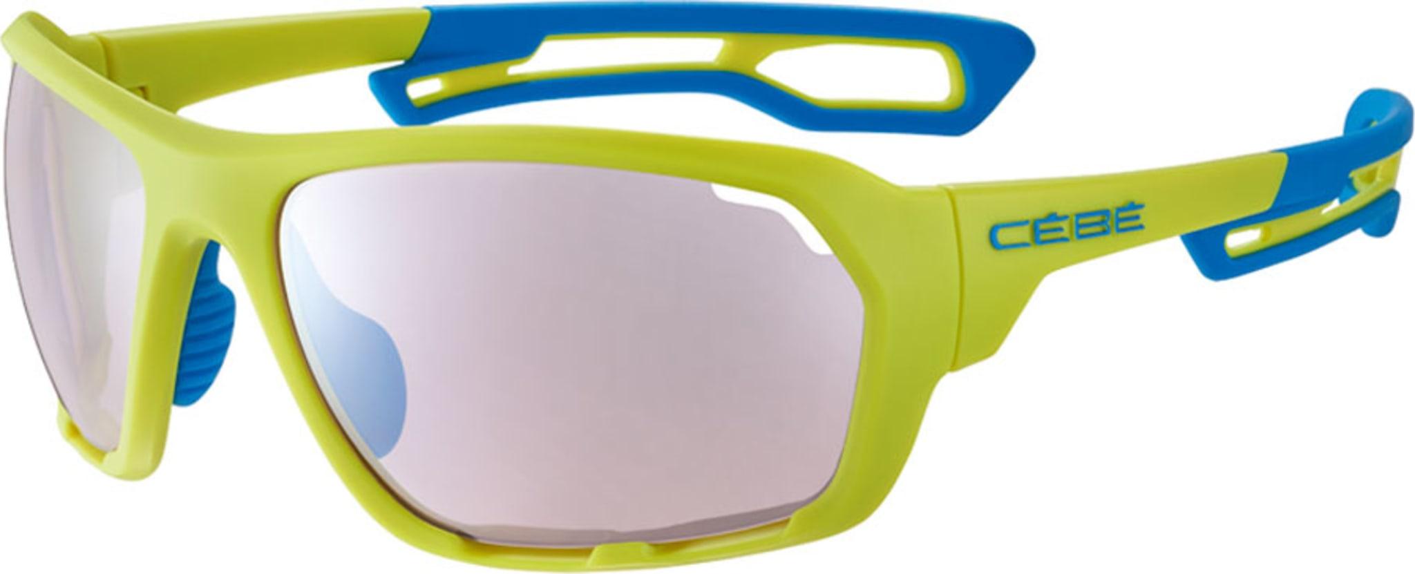 Sportsbrille med overlegen passform