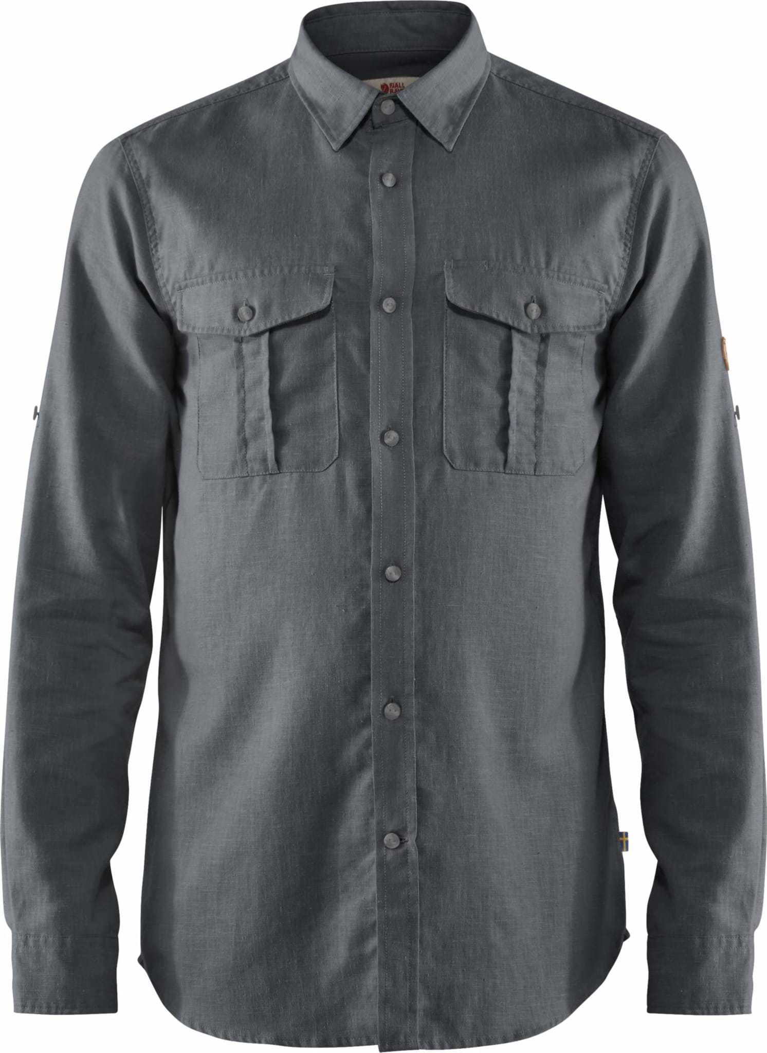 Behagelig skjorte med naturlig kjølende stoff