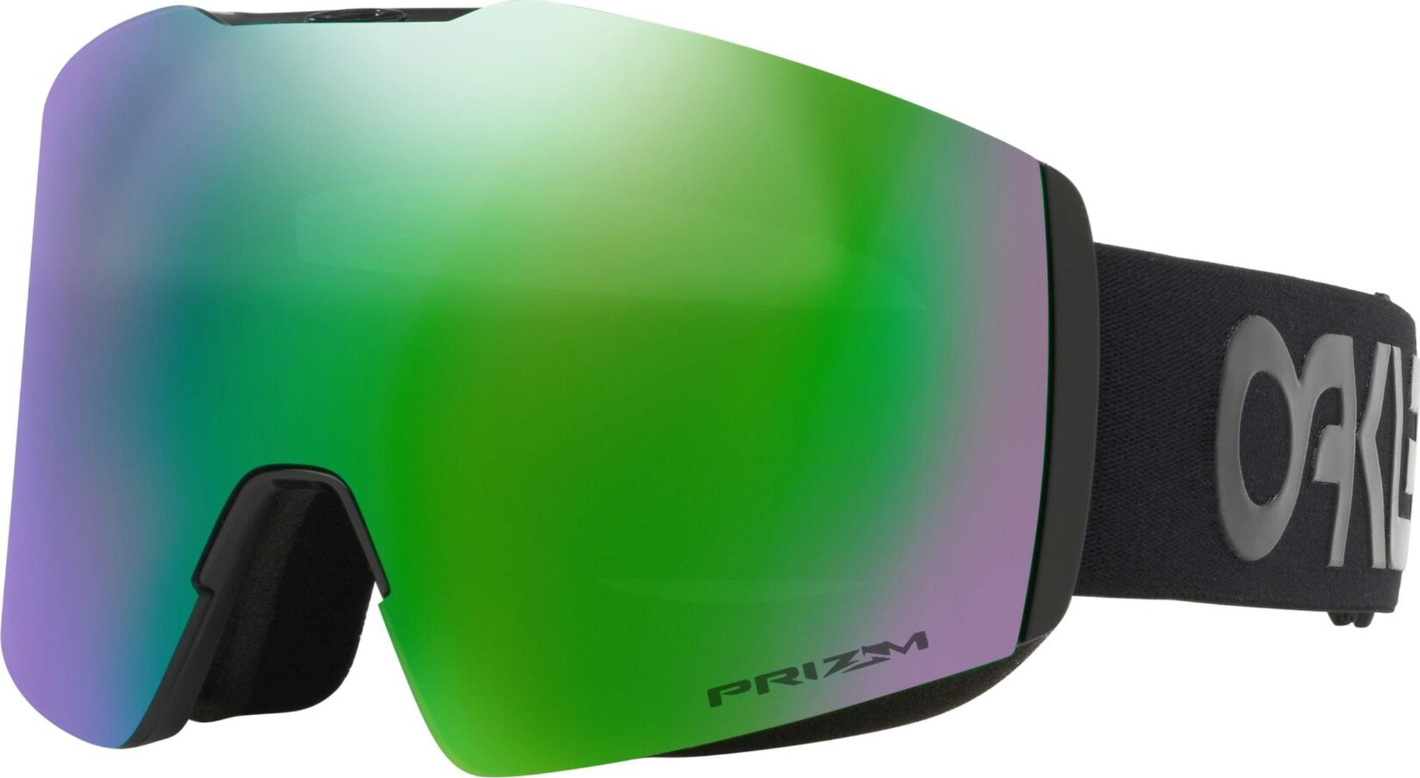 Store skibriller med svært godt utsyn og retro-utseende