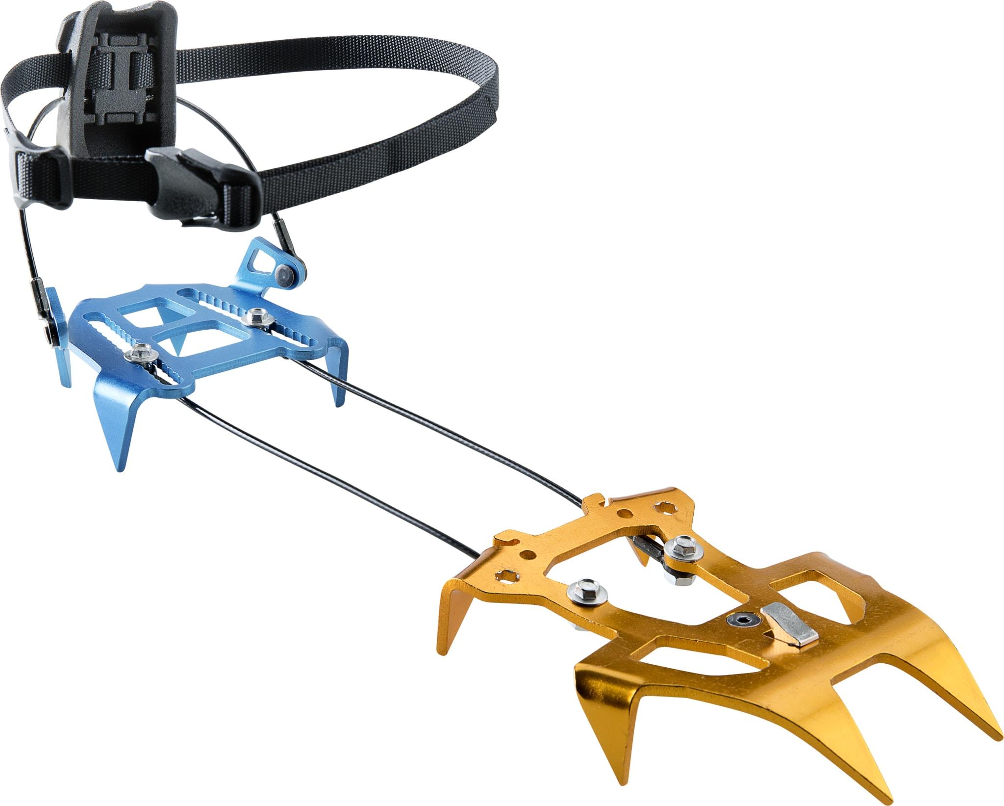 Ultralett randoneestegjern til støvler med Salewa Hook-system