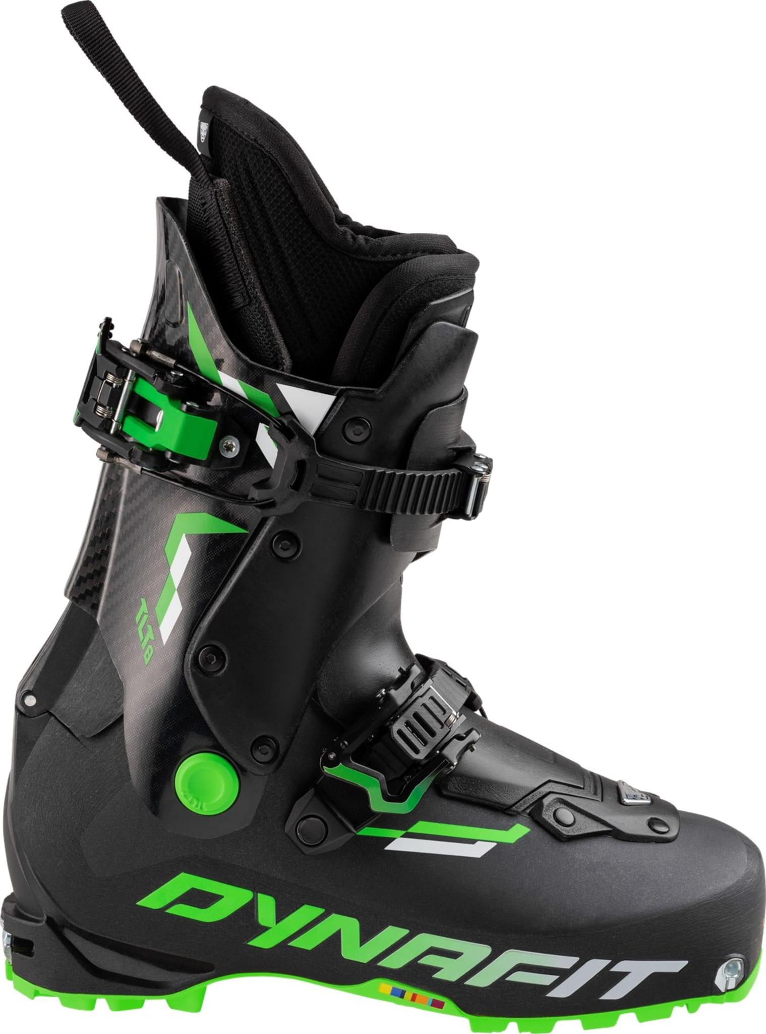 Svært lette og svært stive støvler for raske toppturer