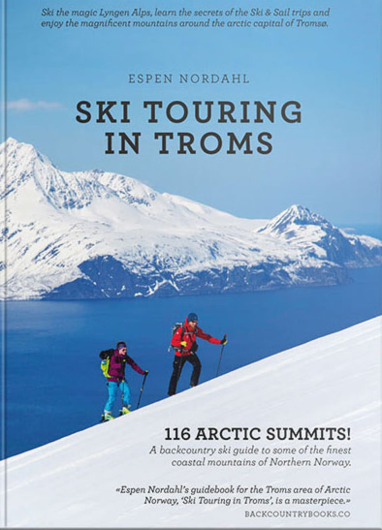 A guide to 116 Arctic Summits!