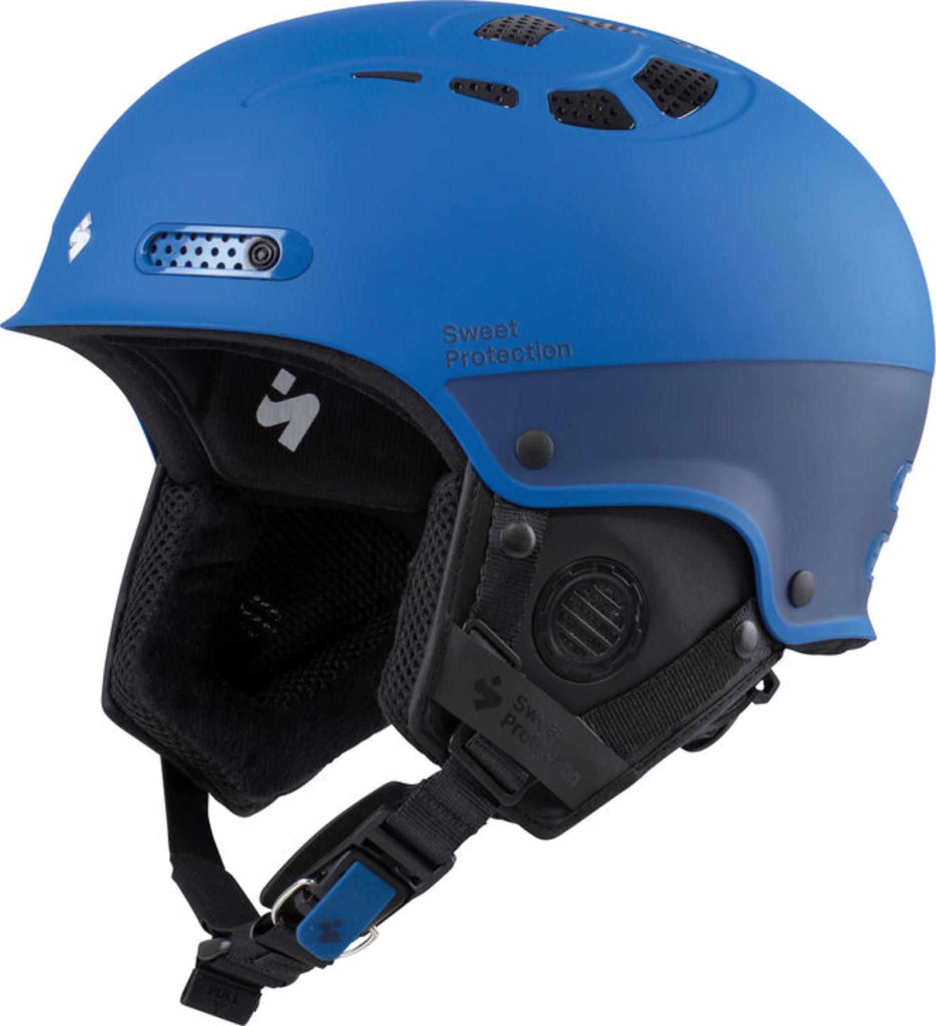 Lett og godt ventilert hjelm for toppturer og frikjøring