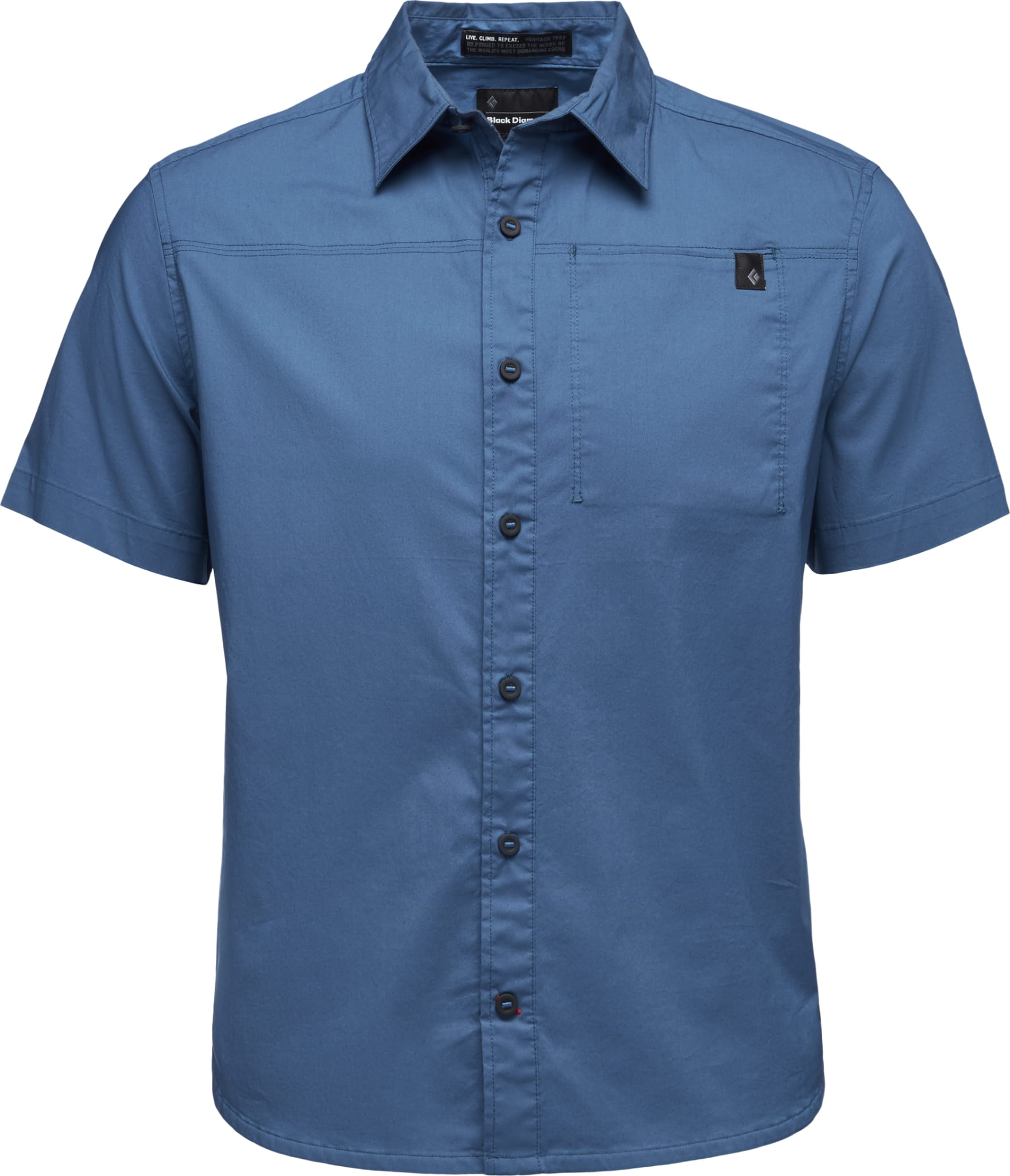 SS STRETCH OPERATOR SHIRT