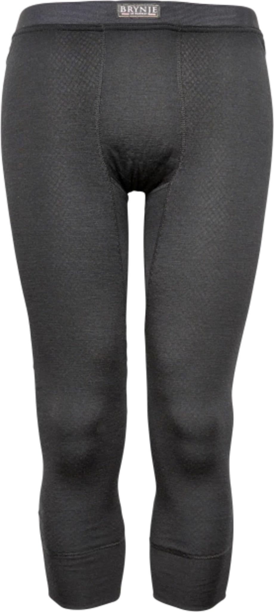Dobbelt undertøy i kort lengde for bruk med skisko