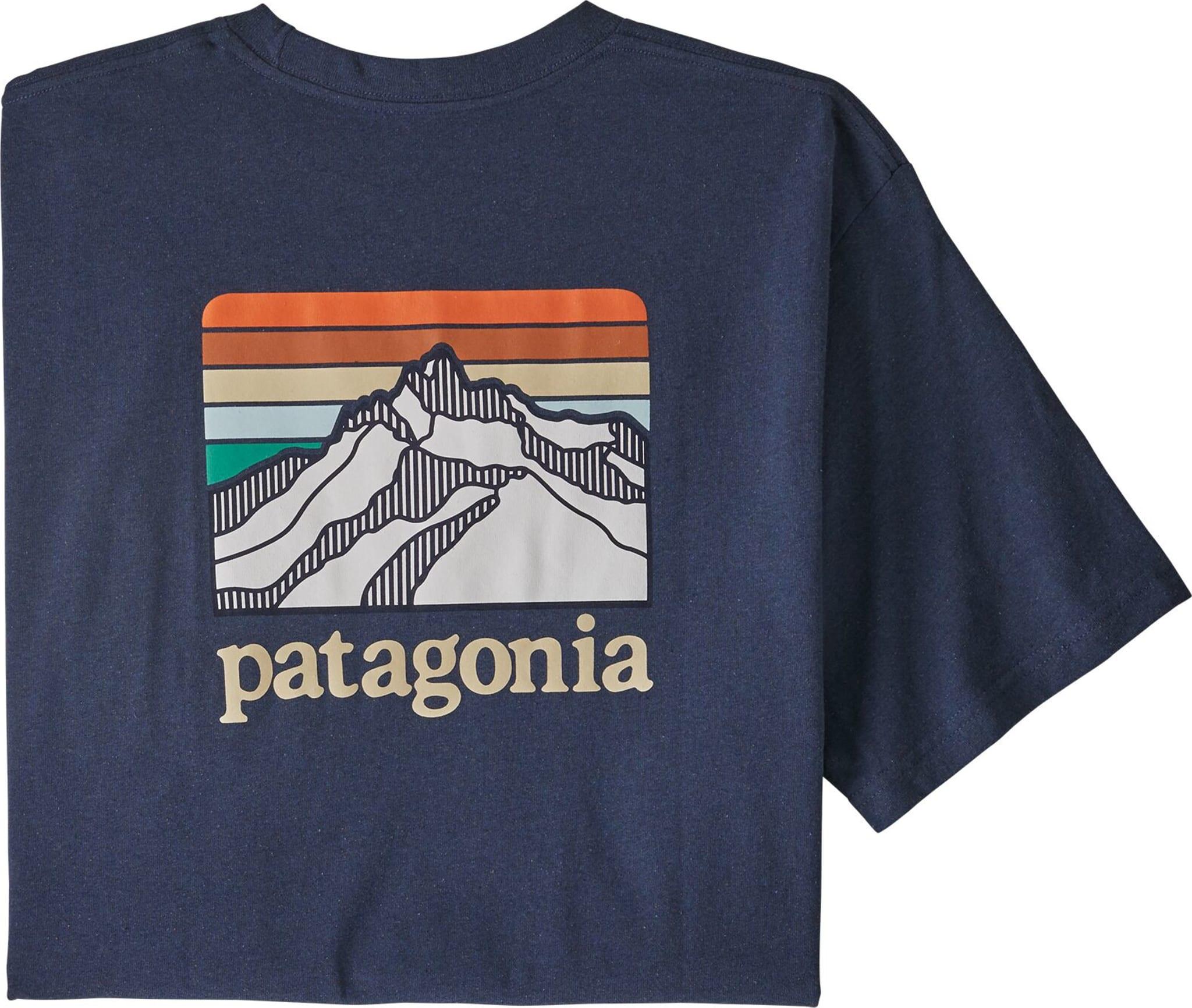 Superbehagelig t-skjorte laget av 100% resirkulert materiale!