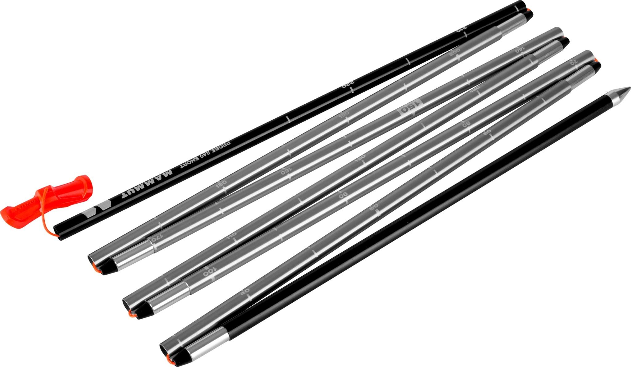 Stabil og robust søkestang i aluminium