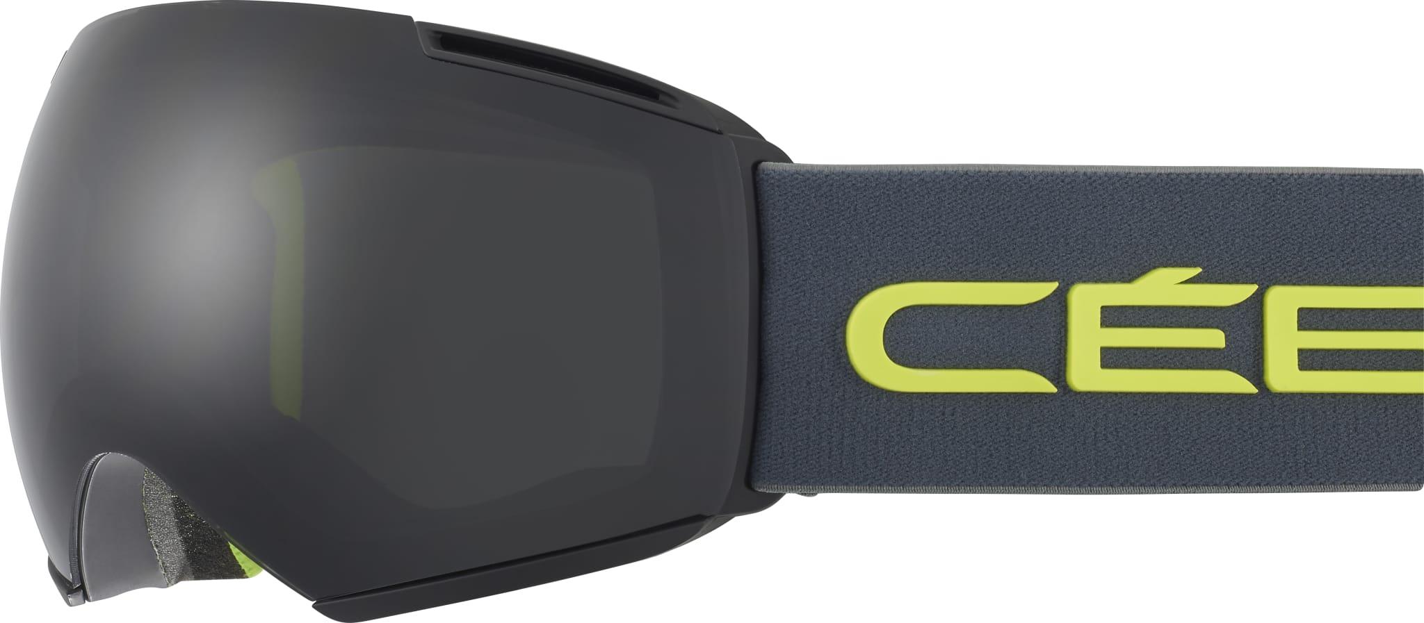 Svært bra synsfelt, god ventilering og ikke minst magnetiske linser, helt rått!