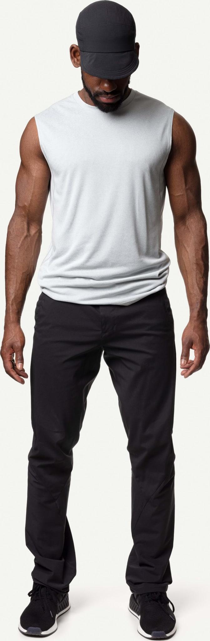 Lett og luftig bukse med ekstremt god bevegelsefrihet