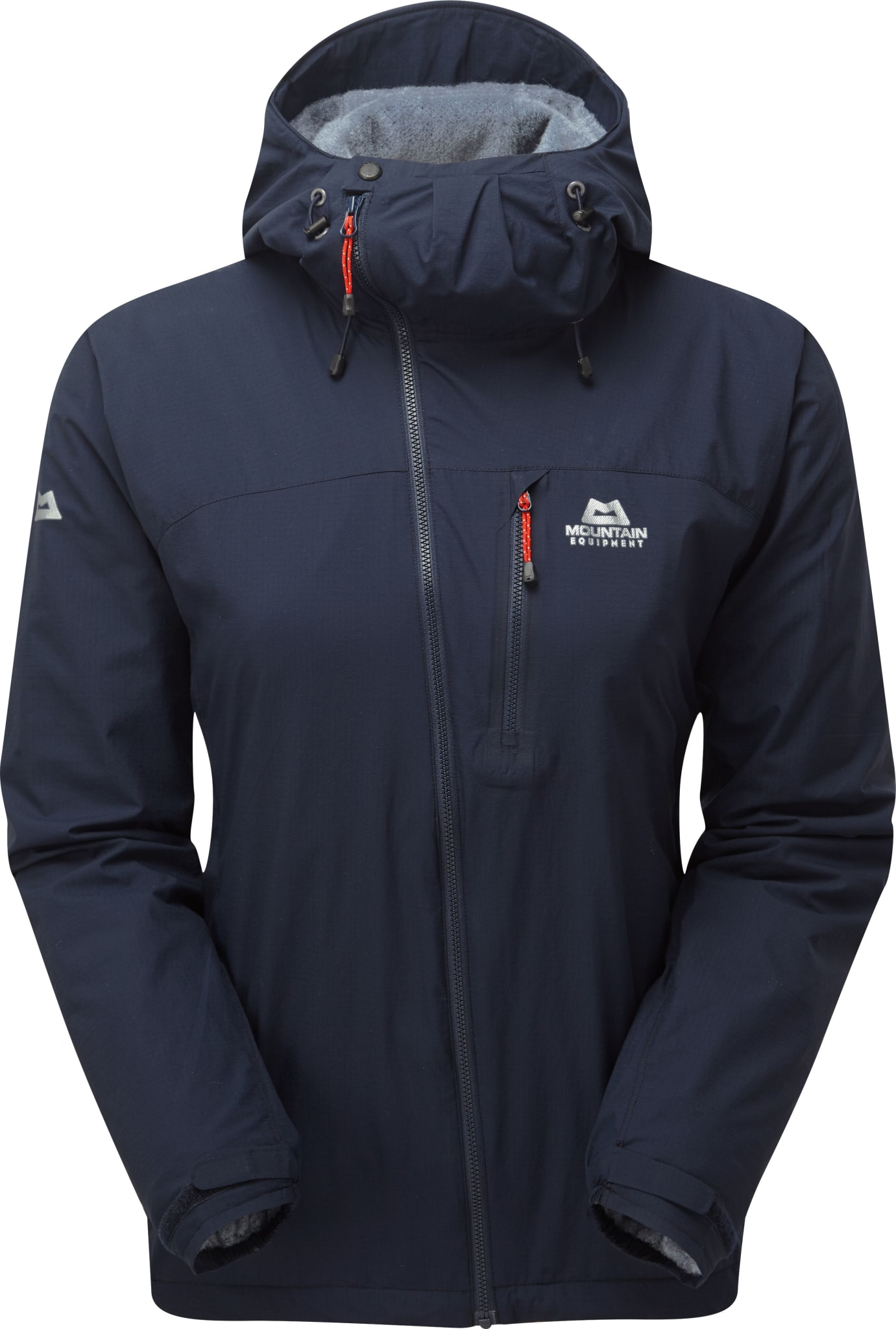 Lett isolert jakke til aktivt bruk