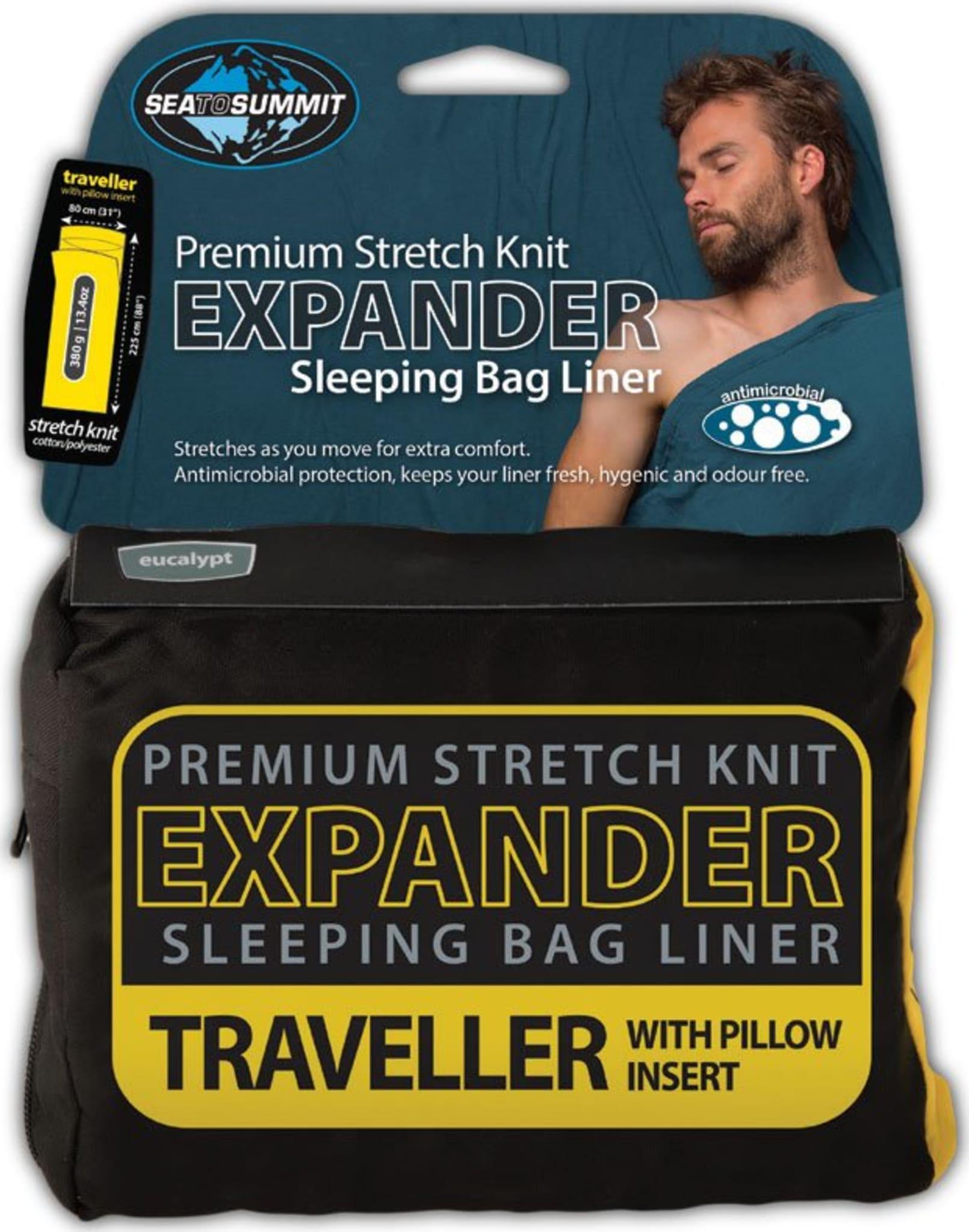 Stretchy lakenpose med integrert putetrekk