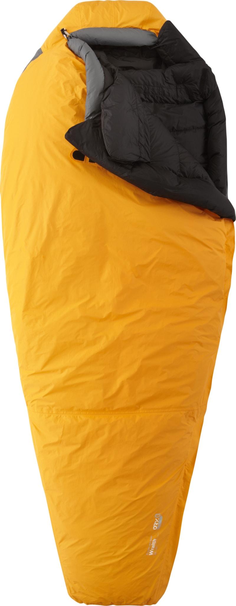 Vanntett dunpose for ruskete vinterturer. -28C