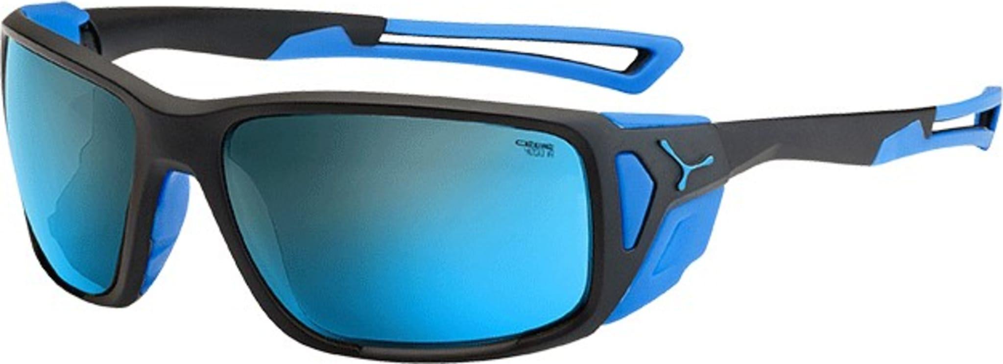 Solbrille som har alt en fjellfant kan ønske seg