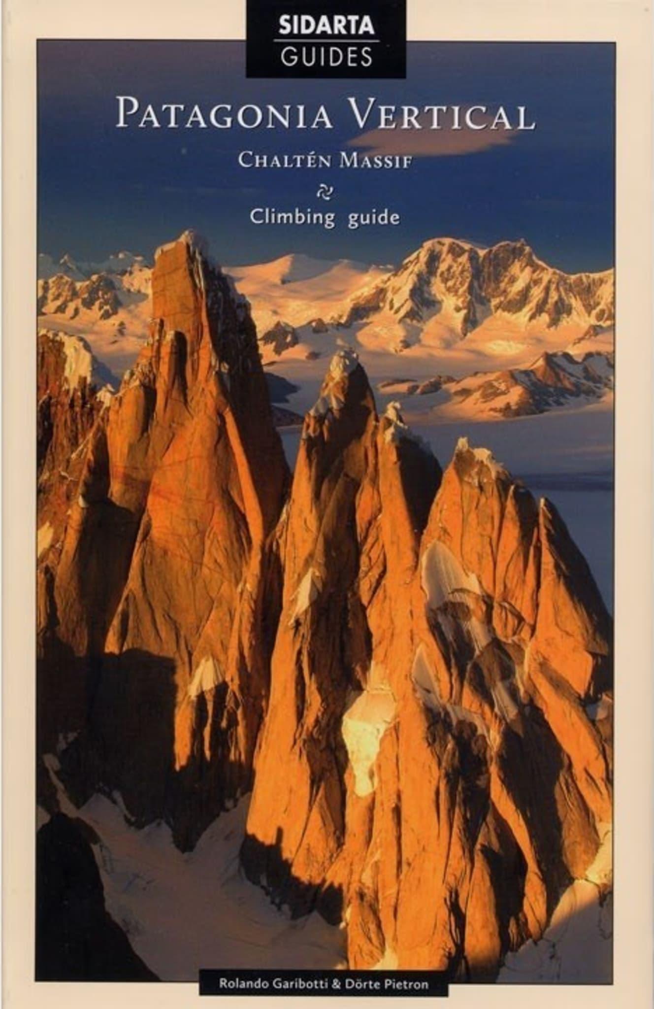 Flott guidebok for alle som skal eller har lyst til å reise til Patagonia