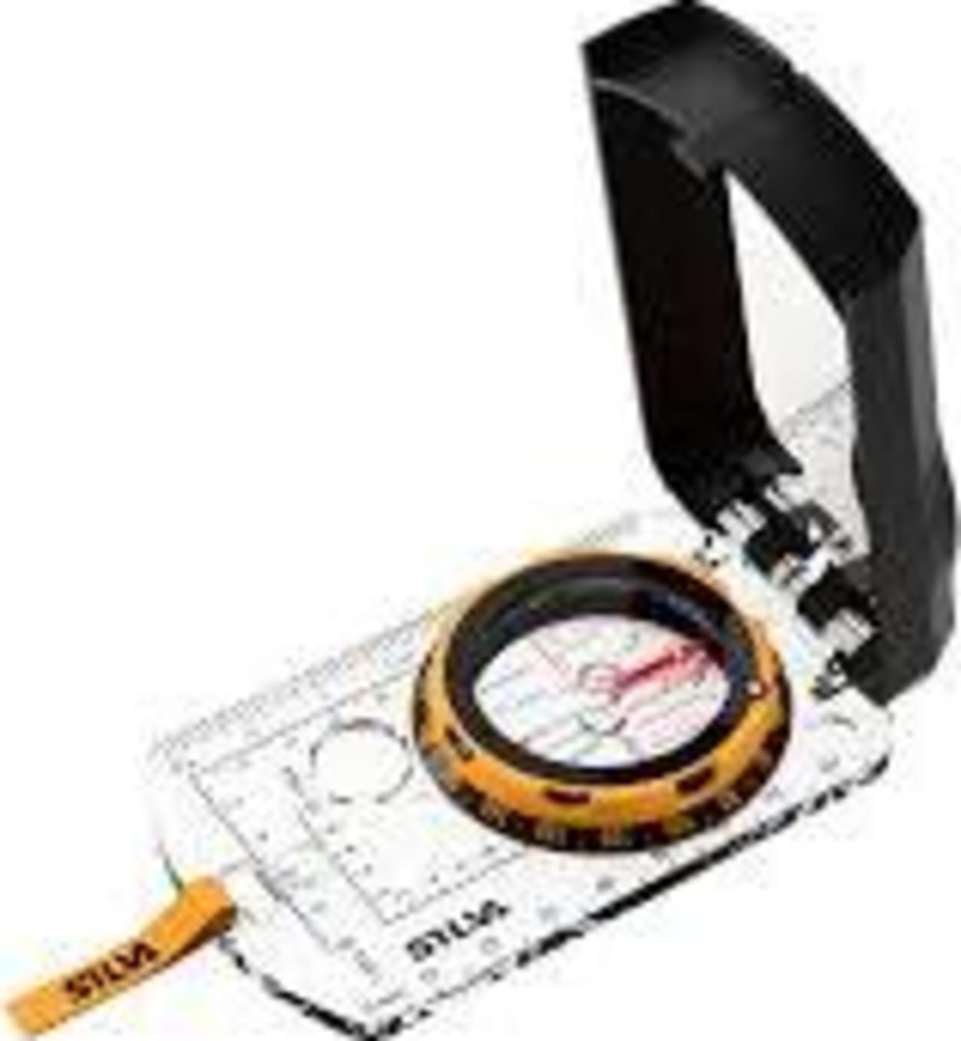 Superkompass med clinometer i superkvalitet!