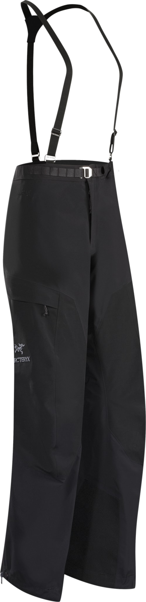 Allsidig, lett, slitesterk GTX® Pro-bukse for klatrere og fjellsportentusiaster.