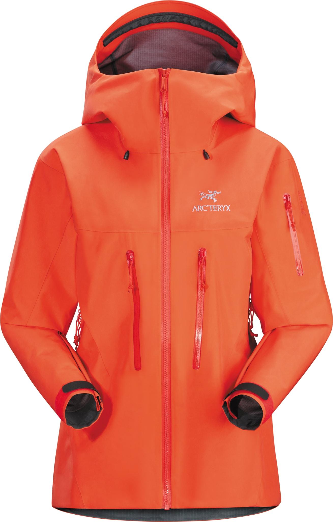 Slitesterk jakke i Gore-Tex for krevende forhold i høyfjellet!