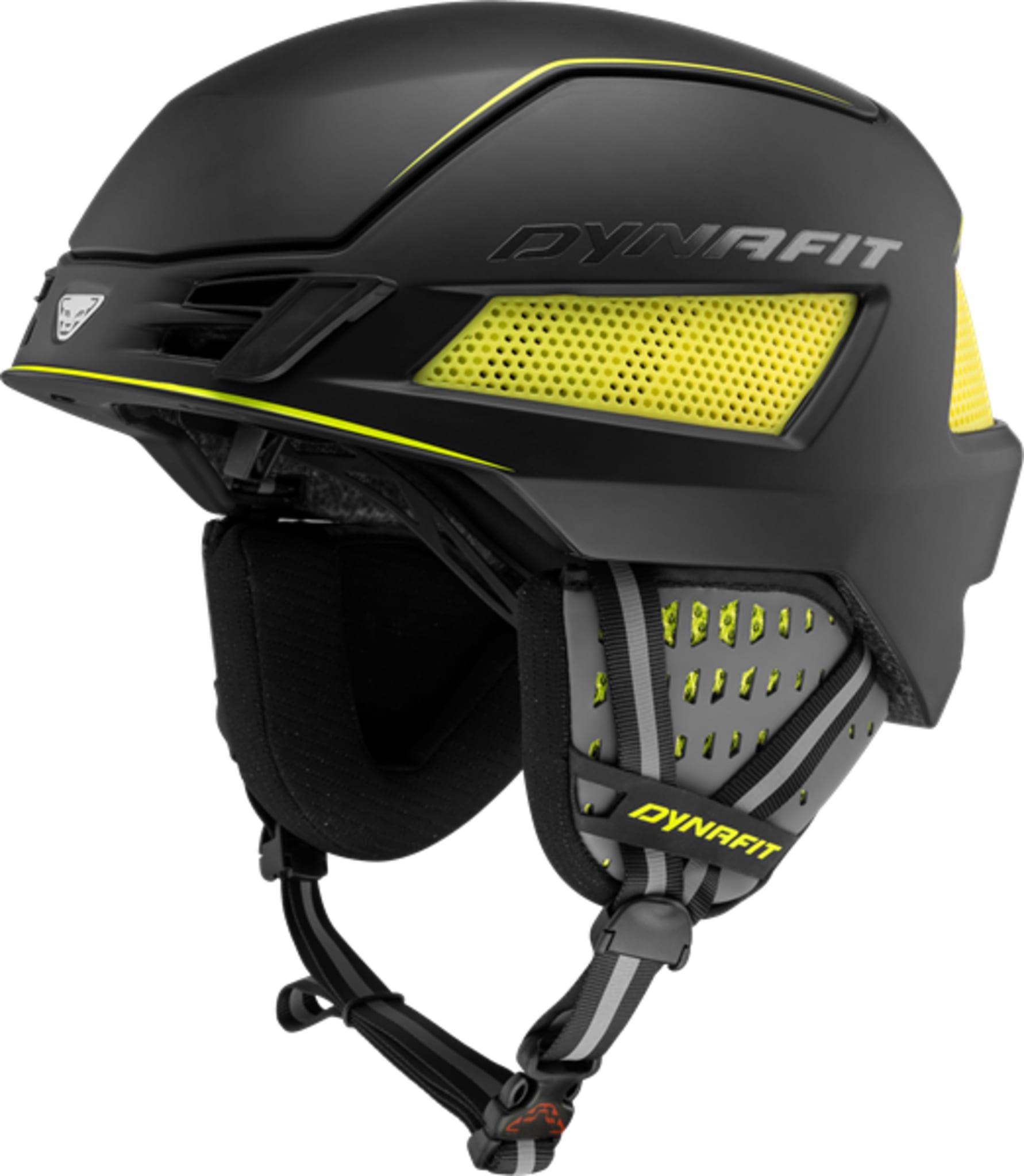 Lett og luftig hjelm, godkjent for ski og klatring