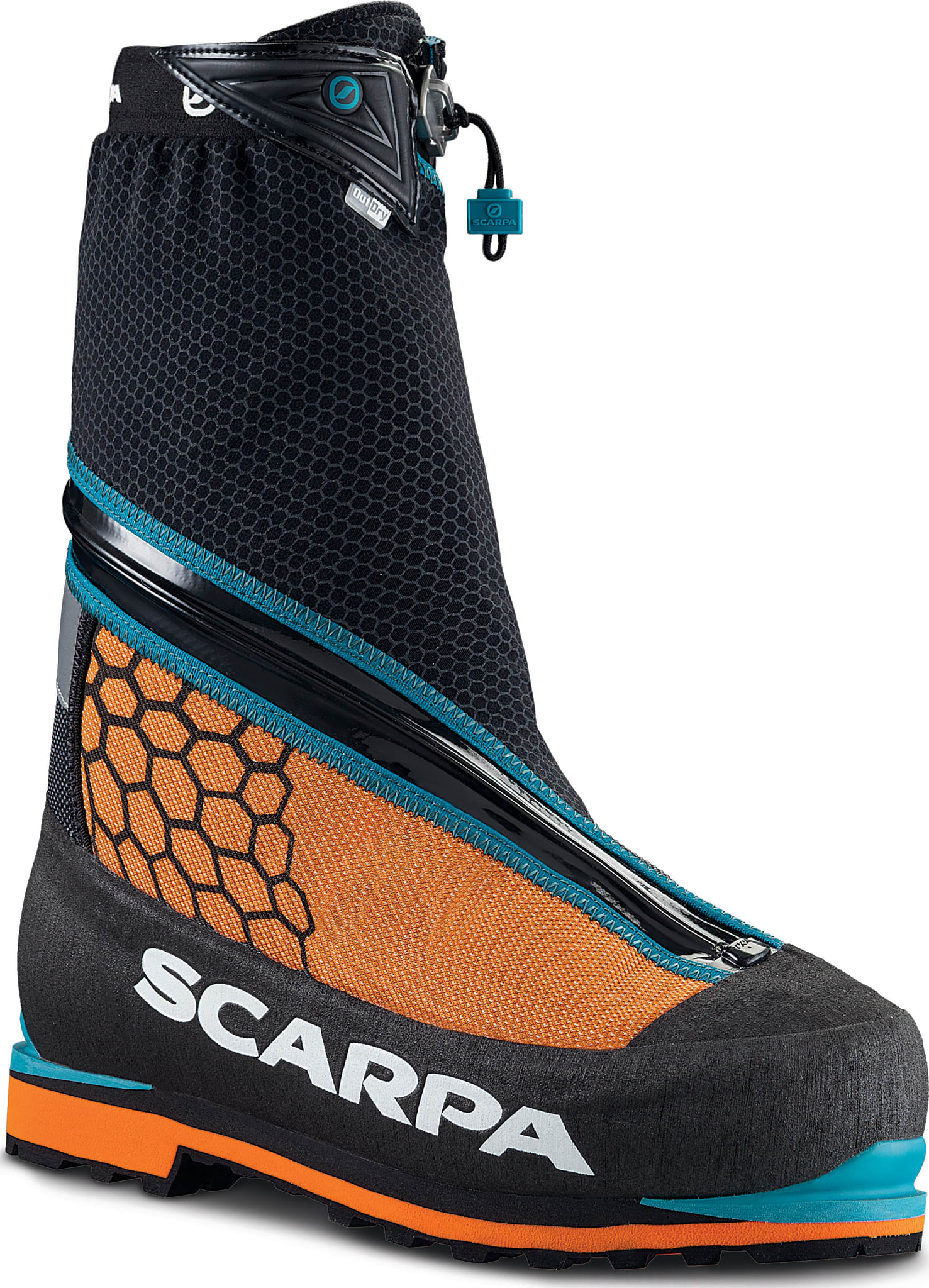 Rå sko til isklatring, vinteralpinisme og høye fjell!