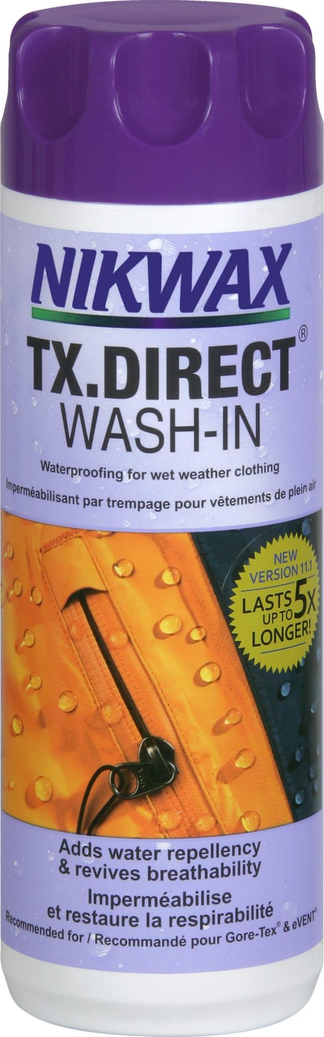 Wash in impregnering for pustende membraner