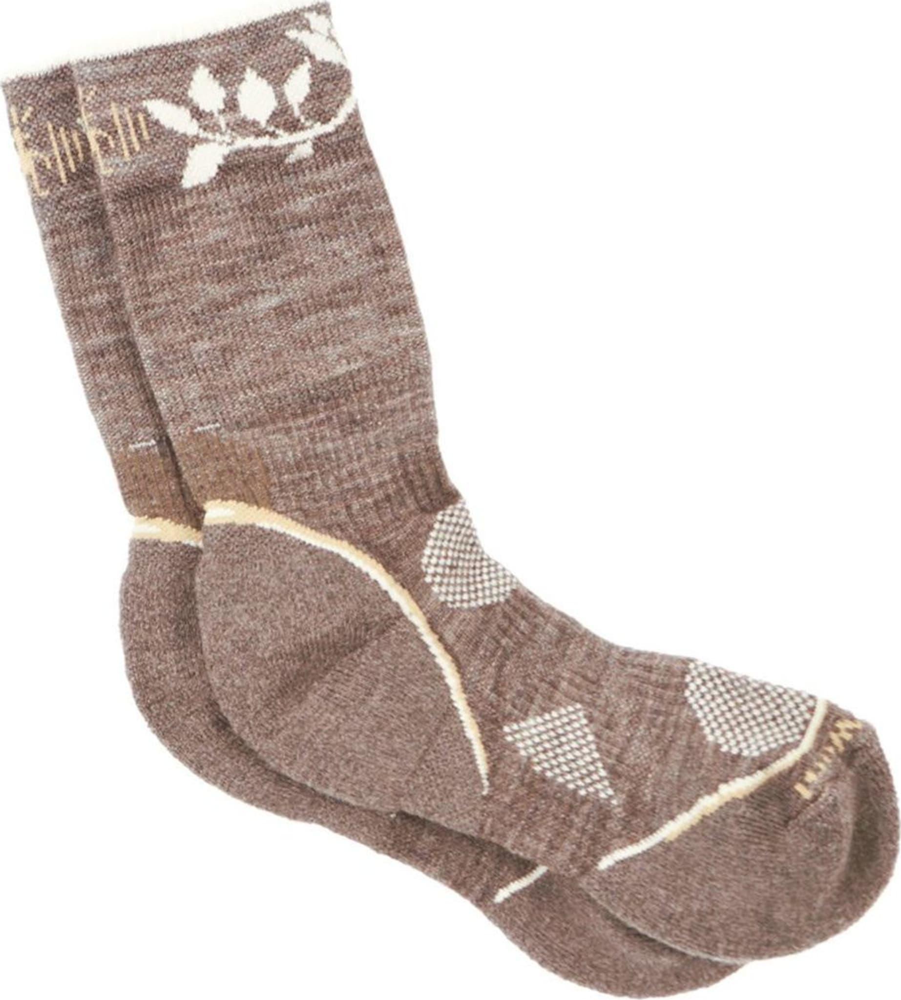 Lett, halvtykk sokk for allsidig bruk!