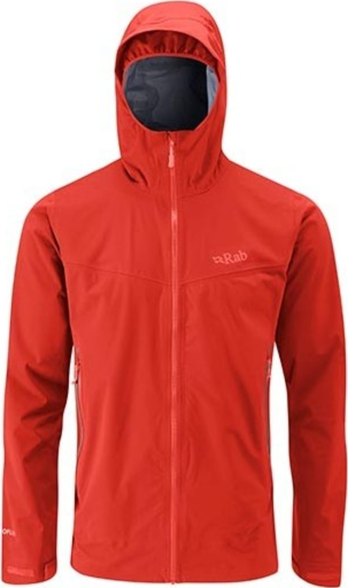 Lett og stretchy jakke som er vannavstøtende, tåler mye vind og puster bra
