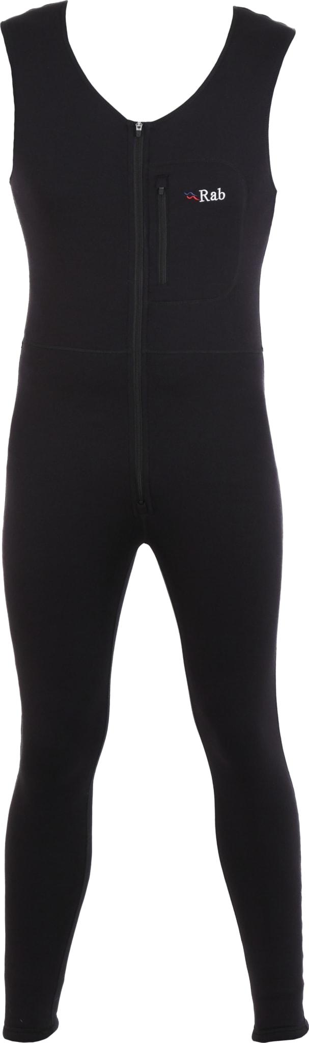 PowerStrech fleece bukse med seler