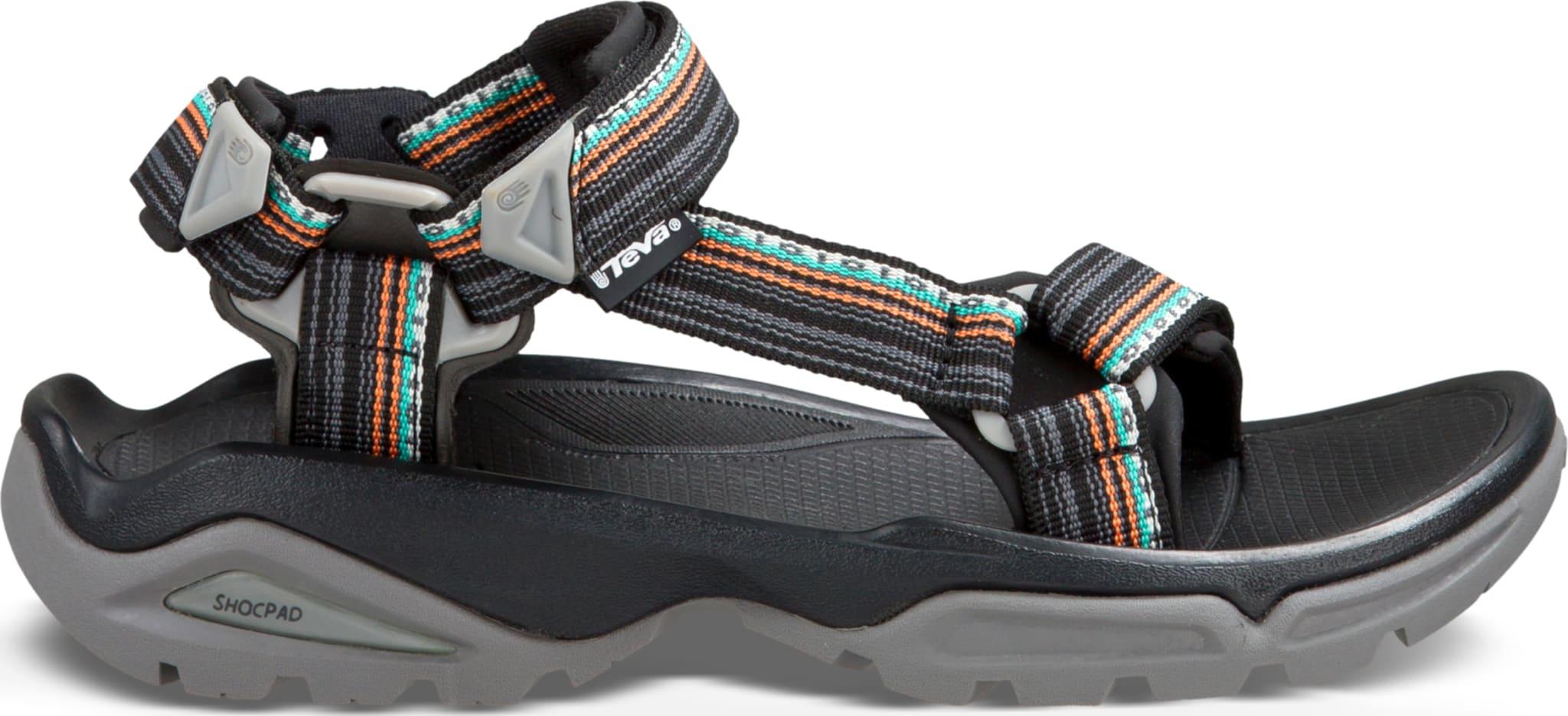 Kraftig sandal til lange dager på reise eller i terrenget