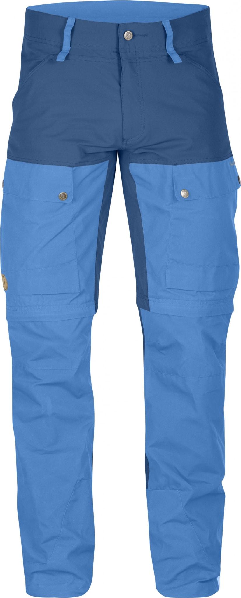Teknisk avansert turbukse med avtakbare bukseben