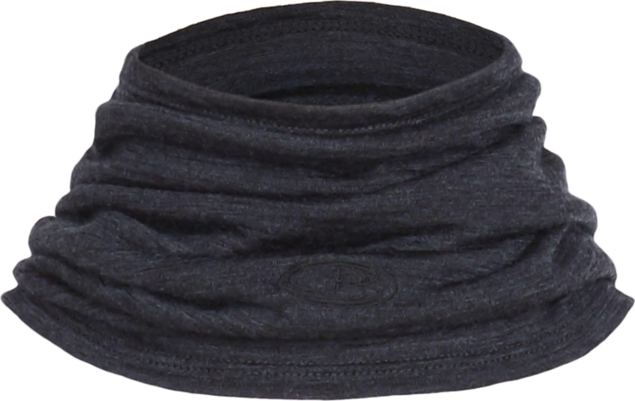 Kort, hurtigtørkende hals i tynn Cool-Lite™ merinoull