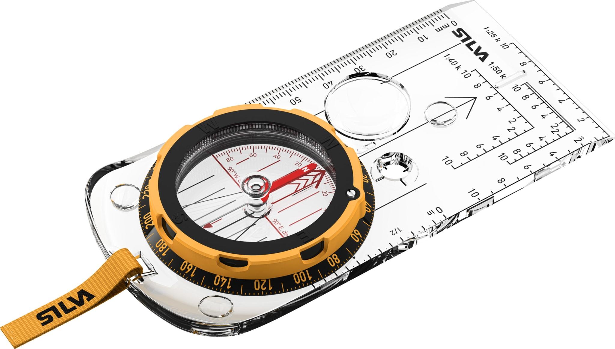 Kvalitetskompas med clinometer