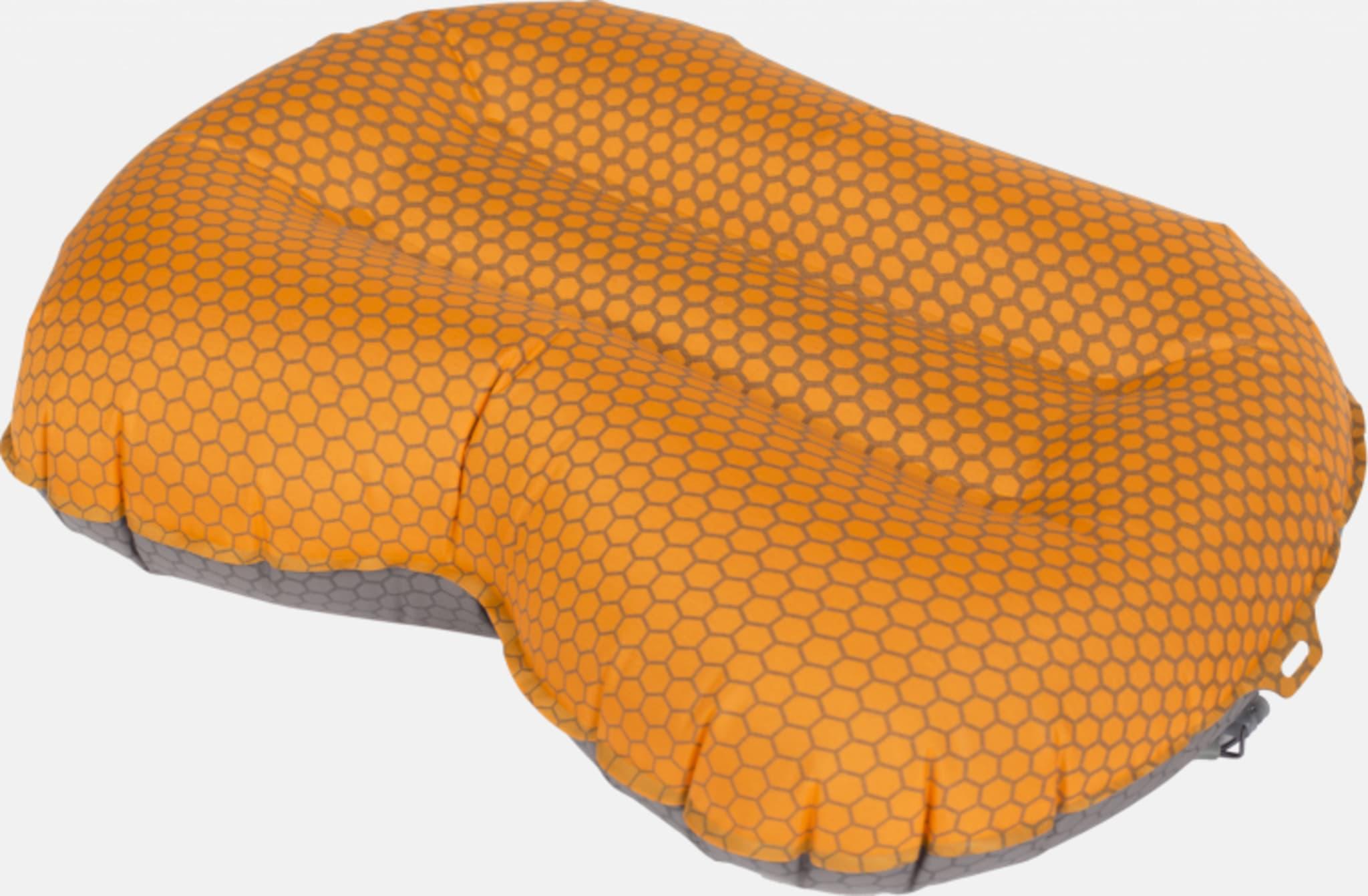 Svært lett og komfortabel hodepute til turbruk med anatomisk utforming