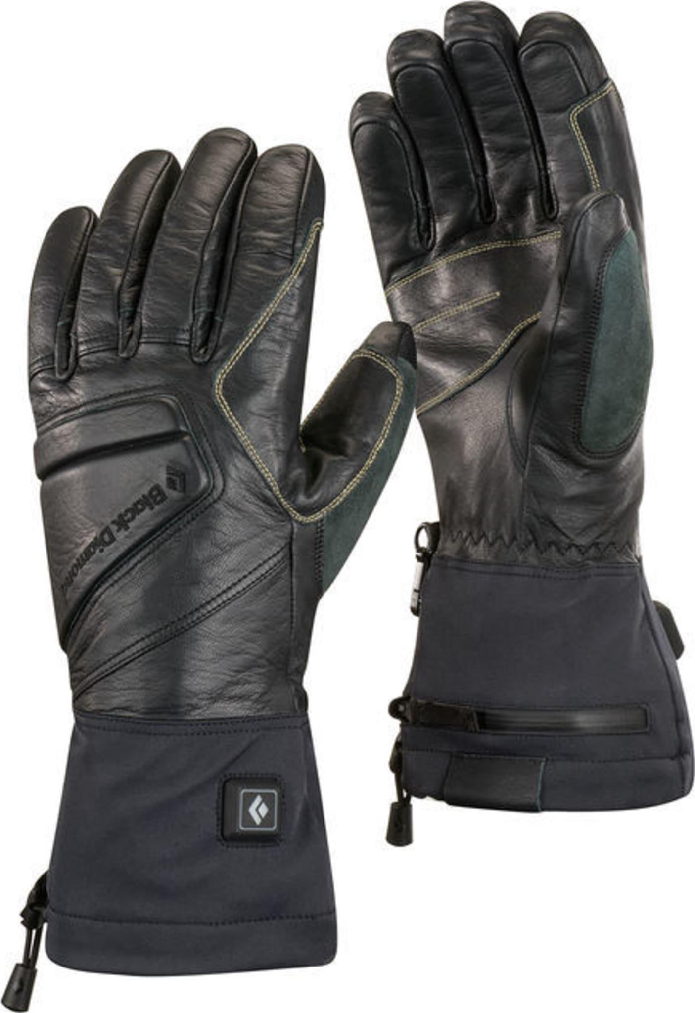 Oppladbare hansker for deg som fryser lett