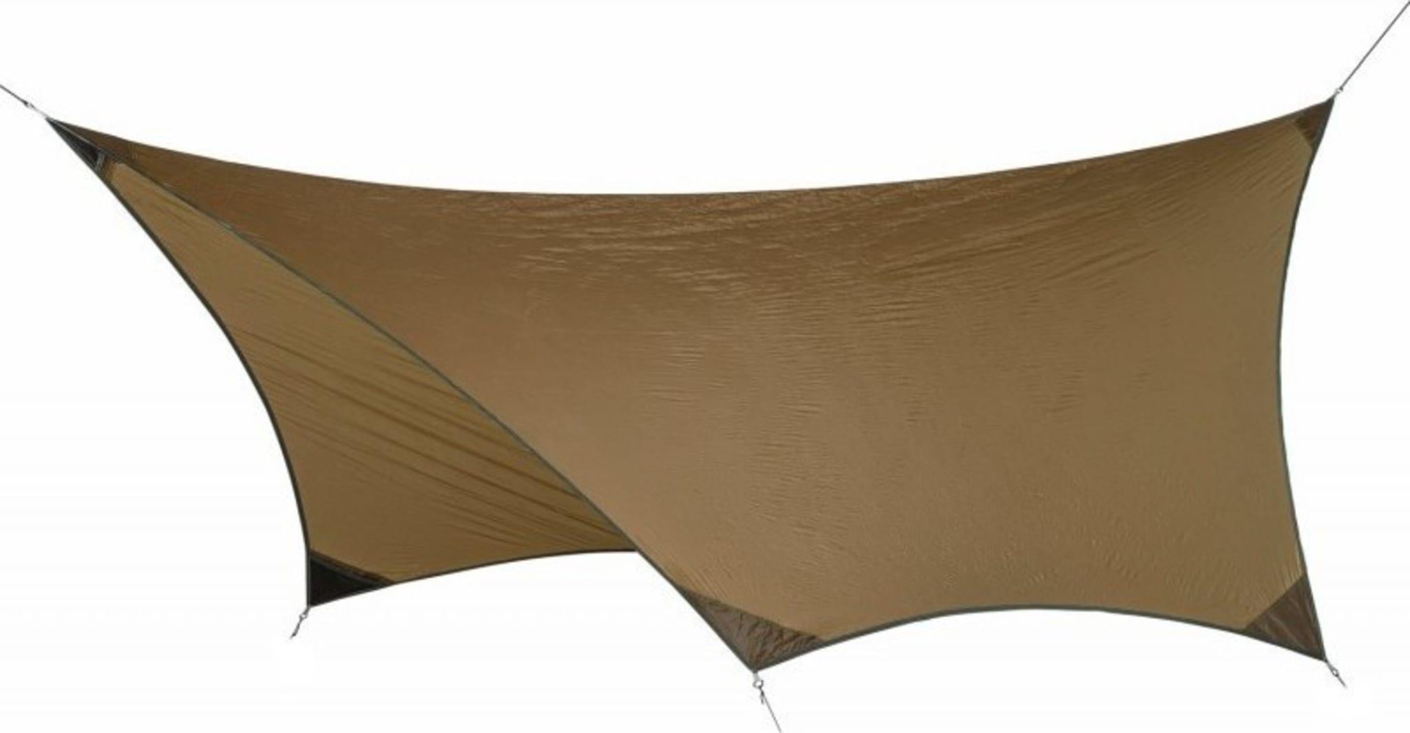 Lett tarp som passer til hengekøyene til Amazonas