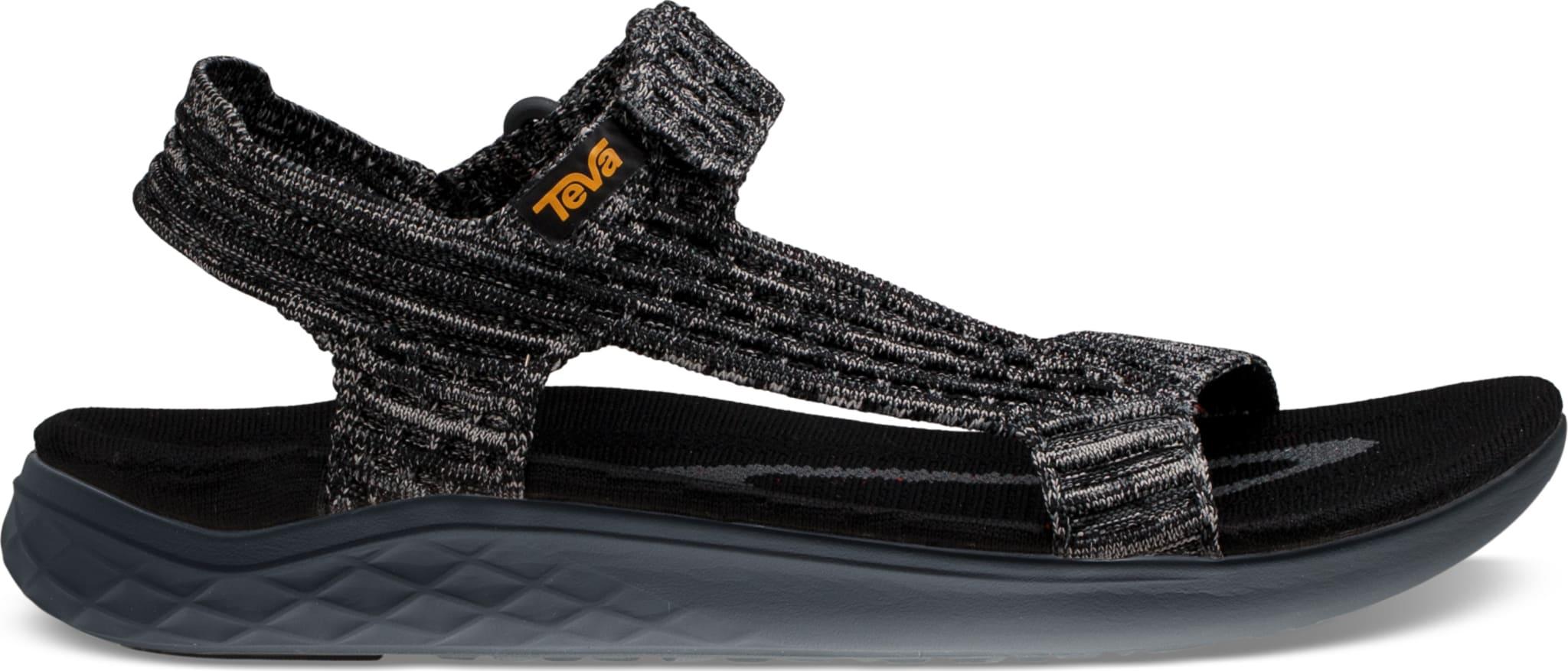 Lette og komfortable sandaler med hurtigtørkende remmer