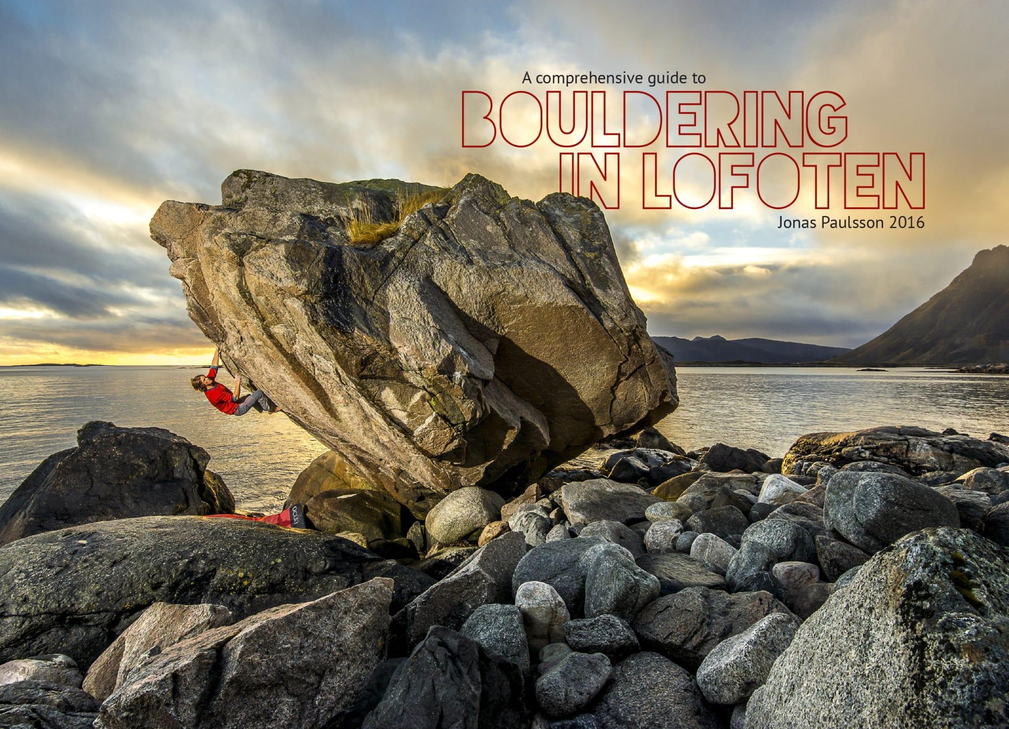 Ny buldrefører for Lofoten