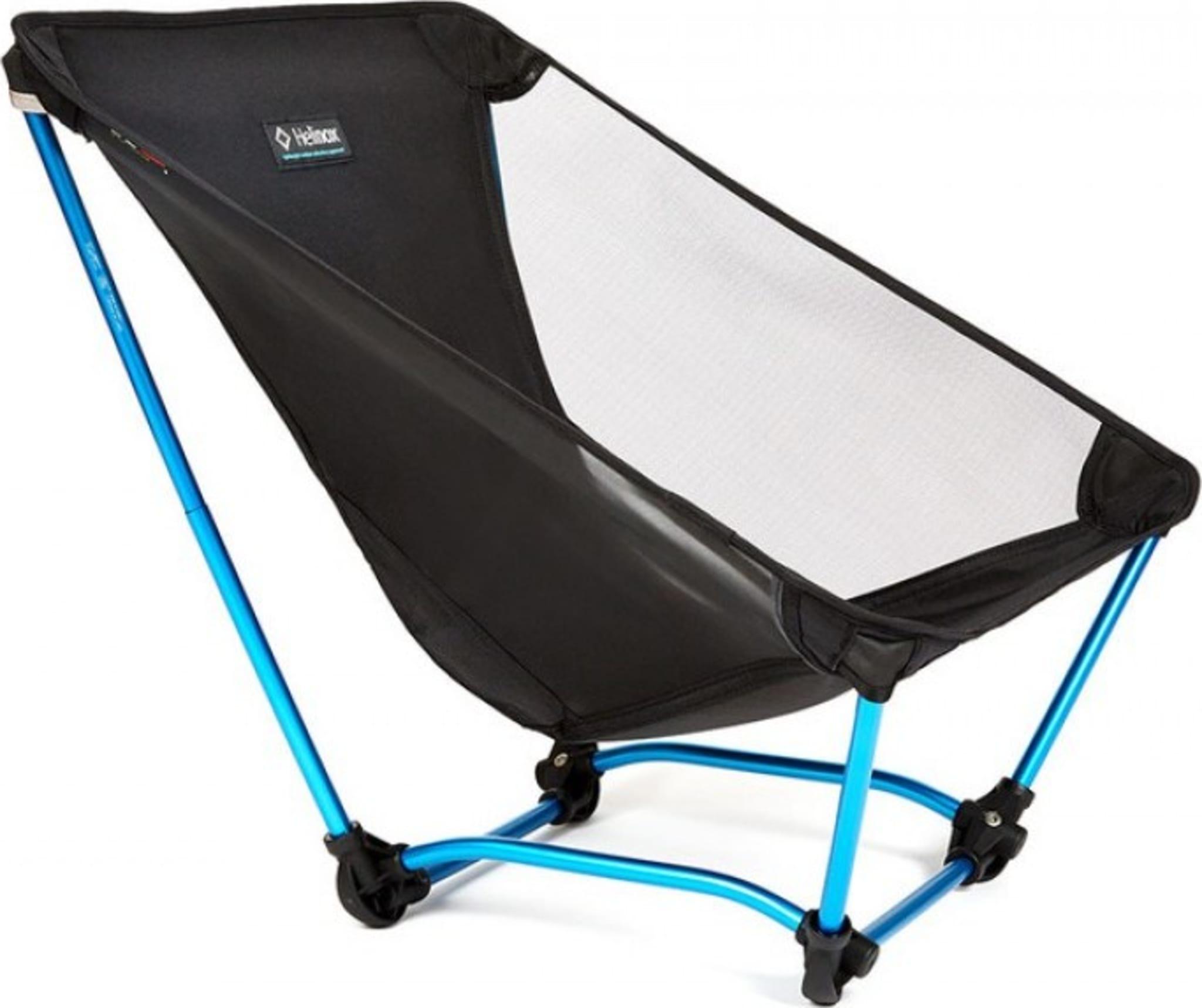 Superlett og kompakt stol til tur