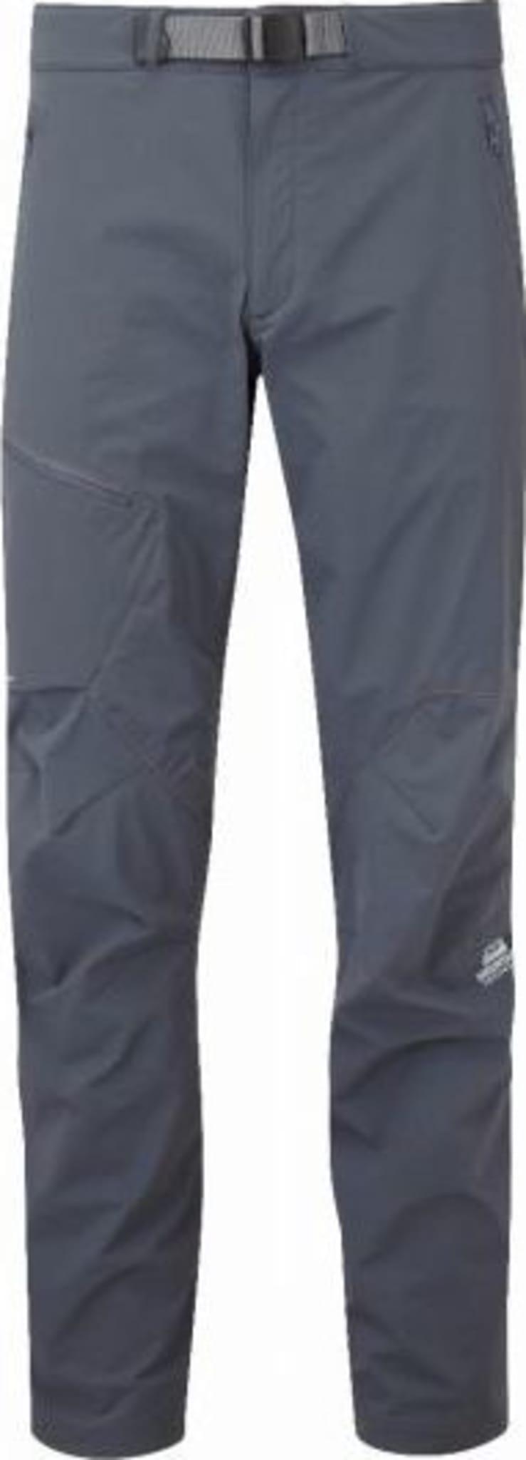 Lett bukse med stretch, som tåler mye vind og fuktighet