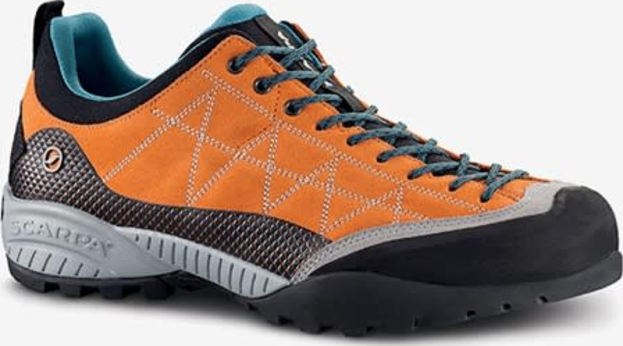 Lett og slitesterk sko med såle i Vibram