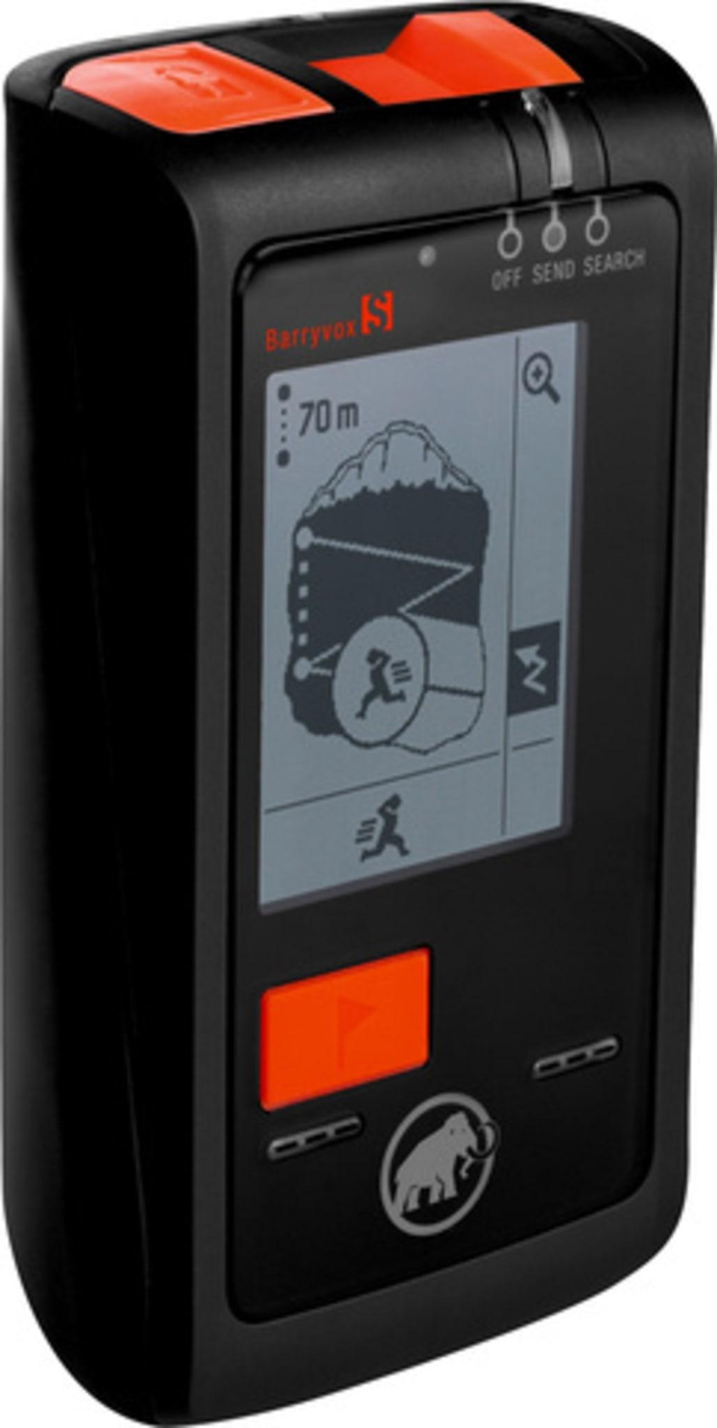 sender/mottaker har tre antenner, lang rekkevidde og intuitiv betjening