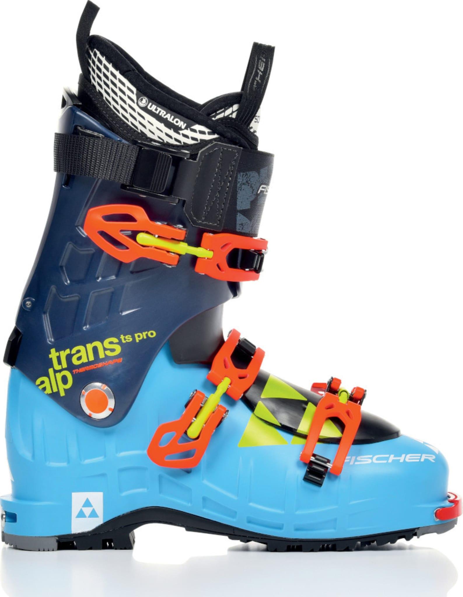 Kjøresterke randonee-støvler