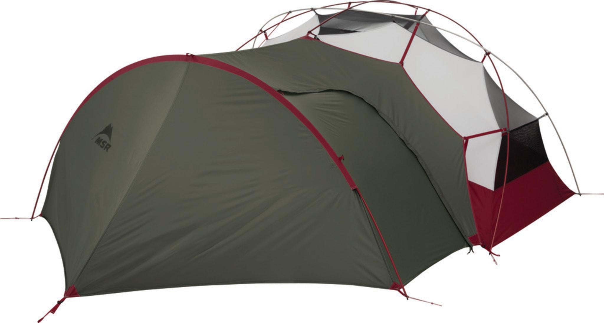 Lettvint men genial utvidelse til ditt Elixir eller Hubba telt!