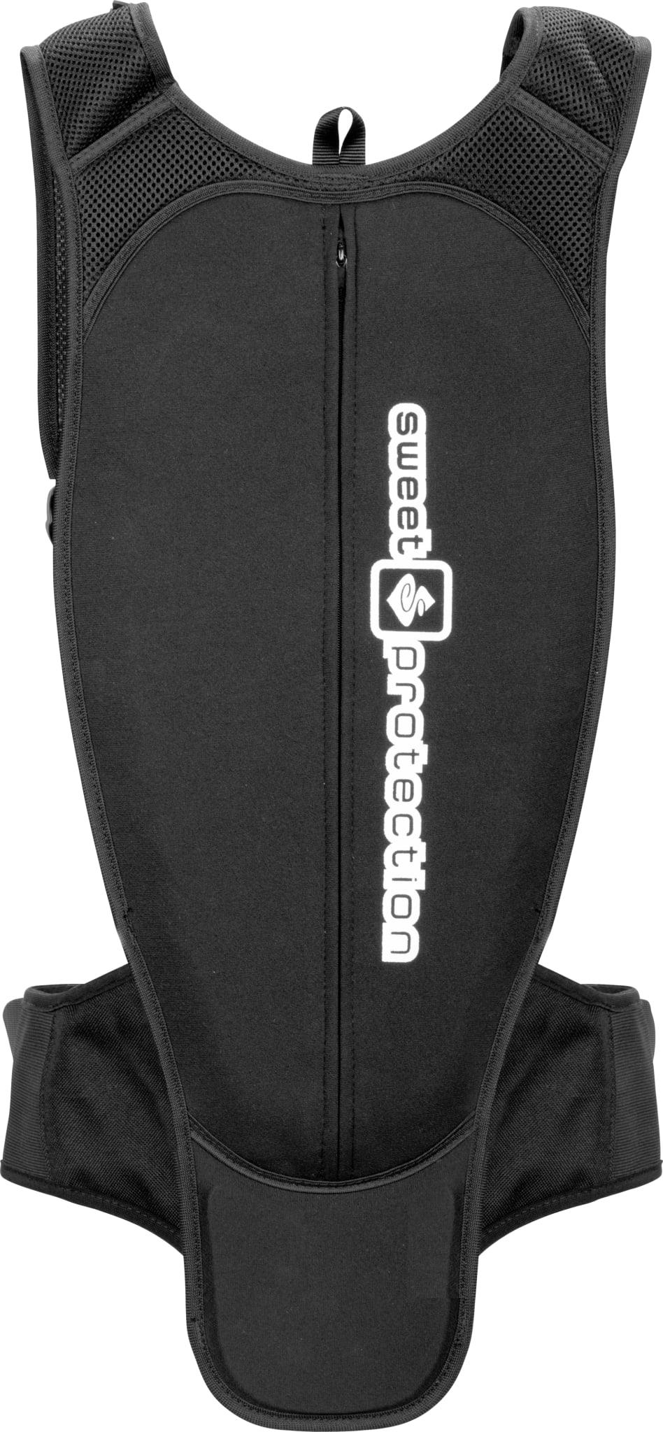 Soft ryggplate for god beskyttelse og maksimal komfort